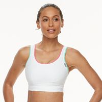 CW-X Bra: Versatx High-Impact Compression Sports Bra 165104