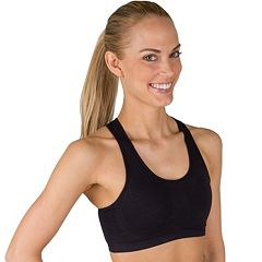 676974adb5f00 Jockey Sport Bra  Seamless Medium-Impact Sports Bra 6997