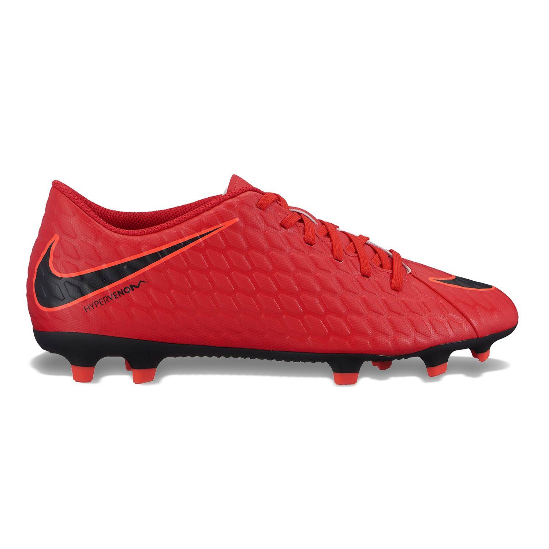 Nike Hypervenom Phade III Firm-Ground Men\u0027s Soccer Cleats