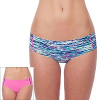 RBX 2-pack Laser No Show Cheeky Hipster Panties RBX019