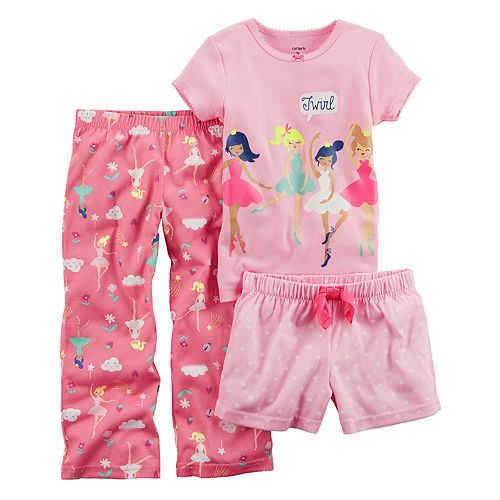 2ed834e29 Toddler Girl Carter s 3-pc. Ballerina