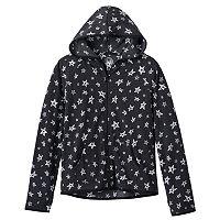 Girls Plus Size SO® Core Zip-Up Hoodie