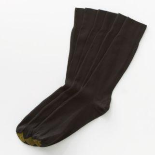 Men's GOLDTOE 3-pk. Metropolitan Dress Socks