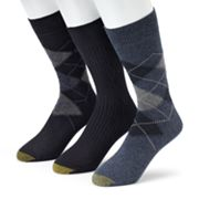 GOLDTOE 3-pk. Argyle Dress Socks