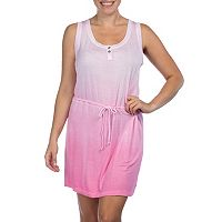 Women's PL Movement by Pink Lotus Pretty Ombre Lounge Dress