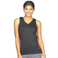 Women's Colosseum Warmup Hooded Running Tank