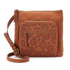 SONOMA Goods for Life™ Dina Floral Crossbody Bag