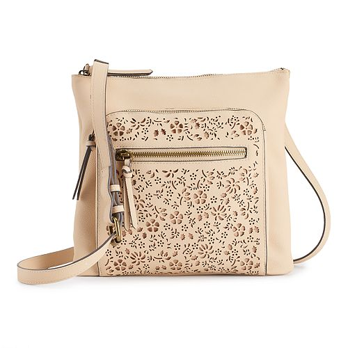 Sonoma Goods For Life™ Dina Floral Crossbody Bag by Sonoma Goods For Life