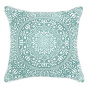 Geo Medallion Throw Pillow