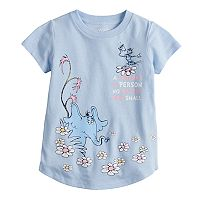 Toddler Girl Jumping Beans® Dr. Suess' Horton Hears A Who Graphic Tee