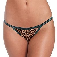 Juniors' Candie's® Lace String Thong Panty