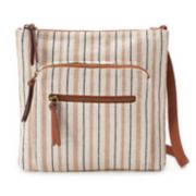 SONOMA Goods for Life? Dina Striped Crossbody Bag