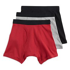 Boys 4-20 Tek Gear® 3-Pack Boxer Briefs
