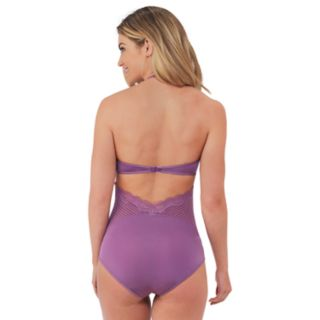 Lily of France Halter Neck Bodysuit 2157060
