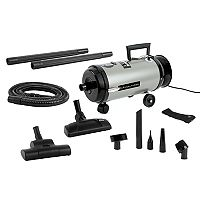 MetroVac Professional Evolution Variable Speed Compact Canister Vacuum (OV4SNBF-200CV)