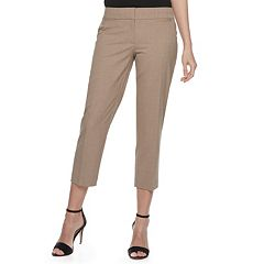 Women's Apt. 9® Twill Dress Capris