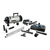 MetroVac Professional Evolution Power Nozzle Compact Canister Vacuum