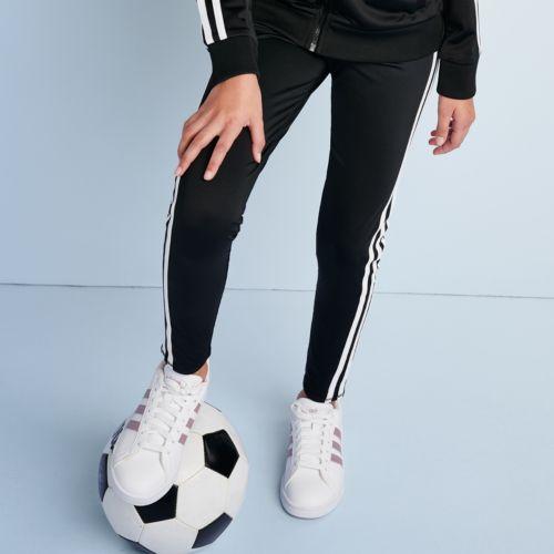 Girls 7 16 Adidas Side Stripe Leggings by Kohl's