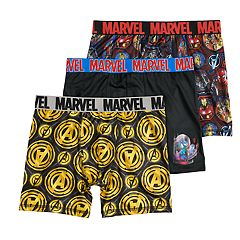 Boys Avengers 3-Pack Boxer Briefs
