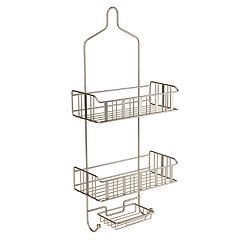 Bath Bliss Awning Stripe Shower Caddy