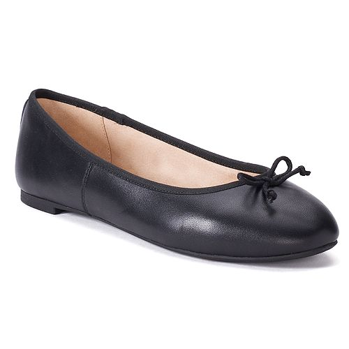 Circus by Sam Edelman Charlotte Women's Leather Ballet Flats