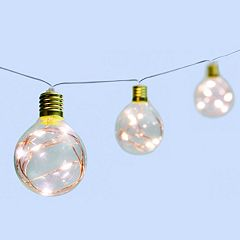 Manor Lane 10-ft. Bulb String Lights