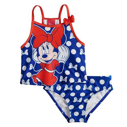 Short Bottoms Swimwear Polka Mermaid Strap Top Toddler Kids Girl Bathingsuit