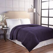 Beautyrest Giverny Reversible Antimicrobial Blanket