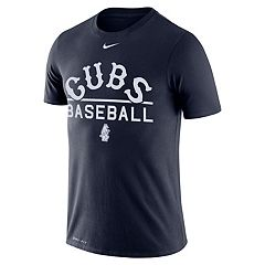 Men's Nike Chicago Cubs Practice Tee
