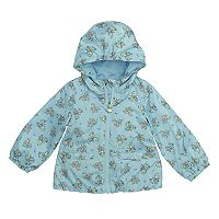 Baby Girl Carter's Lightweight Ditsy Floral Jacket