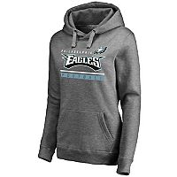 Women's Majestic Philadelphia Eagles Self Determination Hoodie
