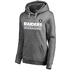 Women's Majestic Oakland Raiders Self Determination Hoodie