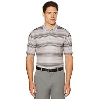 Men's Grand Slam Printed Stripe Polo