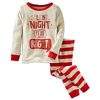Boys 4-14 OshKosh B'gosh® Silent Night 2-Piece Pajama Set