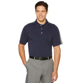 Men's Grand Slam Colorblock Golf Polo
