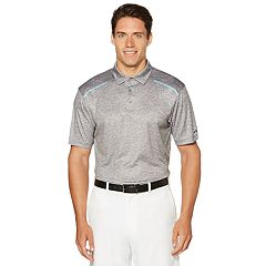 Men's Grand Slam Body Map Printed Polo