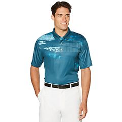 Men's Grand Slam Tropical Print Polo