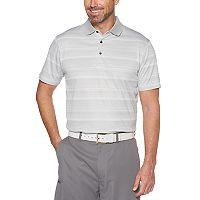 Men's Grand Slam MotionFlow Ombre Jacquard Performance Golf Polo