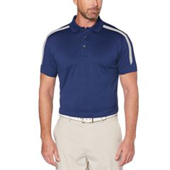 Men's Grand Slam On Course Colorblock Golf Polo