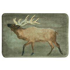 Bacova Elk Memory Foam Bath Rug