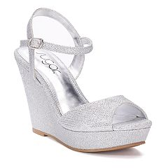 sugar Crissy Women's Dress Wedges