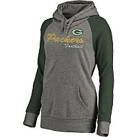 Women's Majestic Green Bay Packers Game Tradition Tee