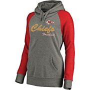 Women's Majestic Kansas City Chiefs Game Tradition Tee