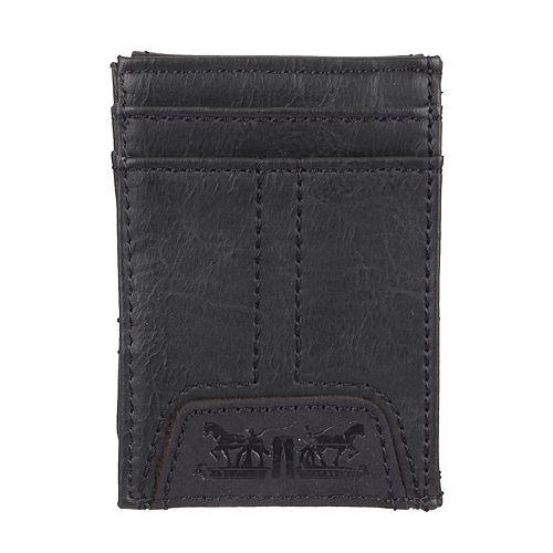 Men's Levi's® RFID-Blocking Wide Magnetic Front-Pocket Wallet