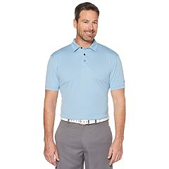 Men's Grand Slam Change Course Cool Pass Jacquard Polo