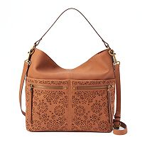 SONOMA Goods for Life™ Sondra Floral Perforated Hobo