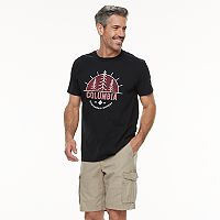 Men's Columbia Outdoor Logo Tee