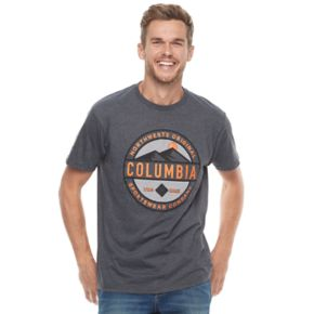 Men's Columbia Logo Tee