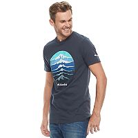 Men's Columbia Mountains Graphic Tee