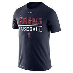 Men's Nike Los Angeles Angels of Anaheim Practice Tee